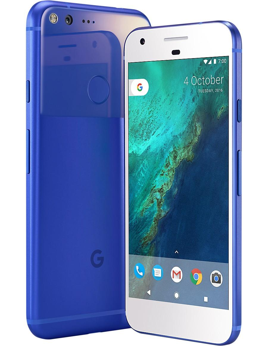 RARE Google Pixel – 32GB – Really Blue Smartphone