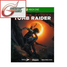 XBOX ONE Shadow of the Tomb Raider (English)