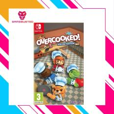 Nintendo Switch overcooked Special Edition