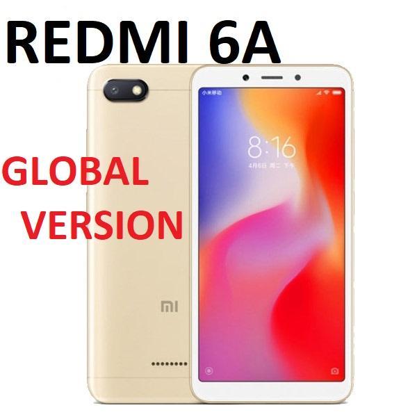 Xiaomi Redmi 6A (GLOBAL VERSION)