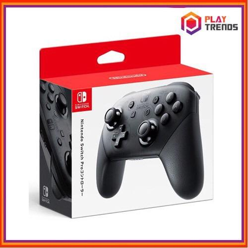 Nintendo Switch Pro Controller Grey- JP (R3)
