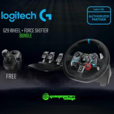 Logitech G29 Driving Force Racing Wheel With Force Shifter *THE TECH SHOW PROMO*