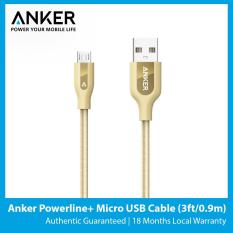 Anker Powerline+ Micro USB Cable (3ft/0.9m)