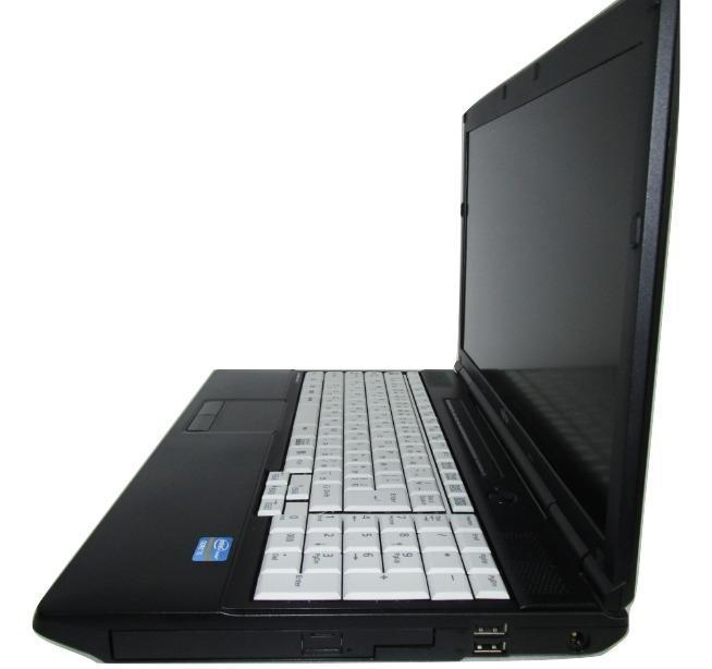 Refurbished Fujitsu Lifebook A561 / i3 / 4GB RAM / 250GB HDD / Window 7 / Japanese Keyboard