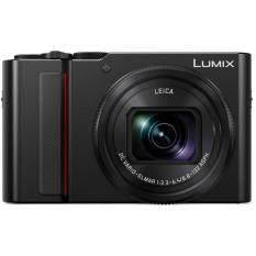 Panasonic Lumix DC-TZ220 Digital Camera (Black) warranty