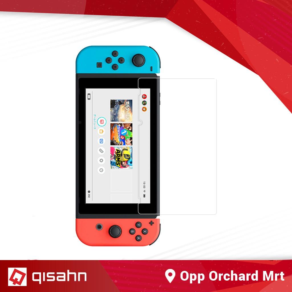 Nintendo Switch Tempered Glass Screen Protector (Regular)