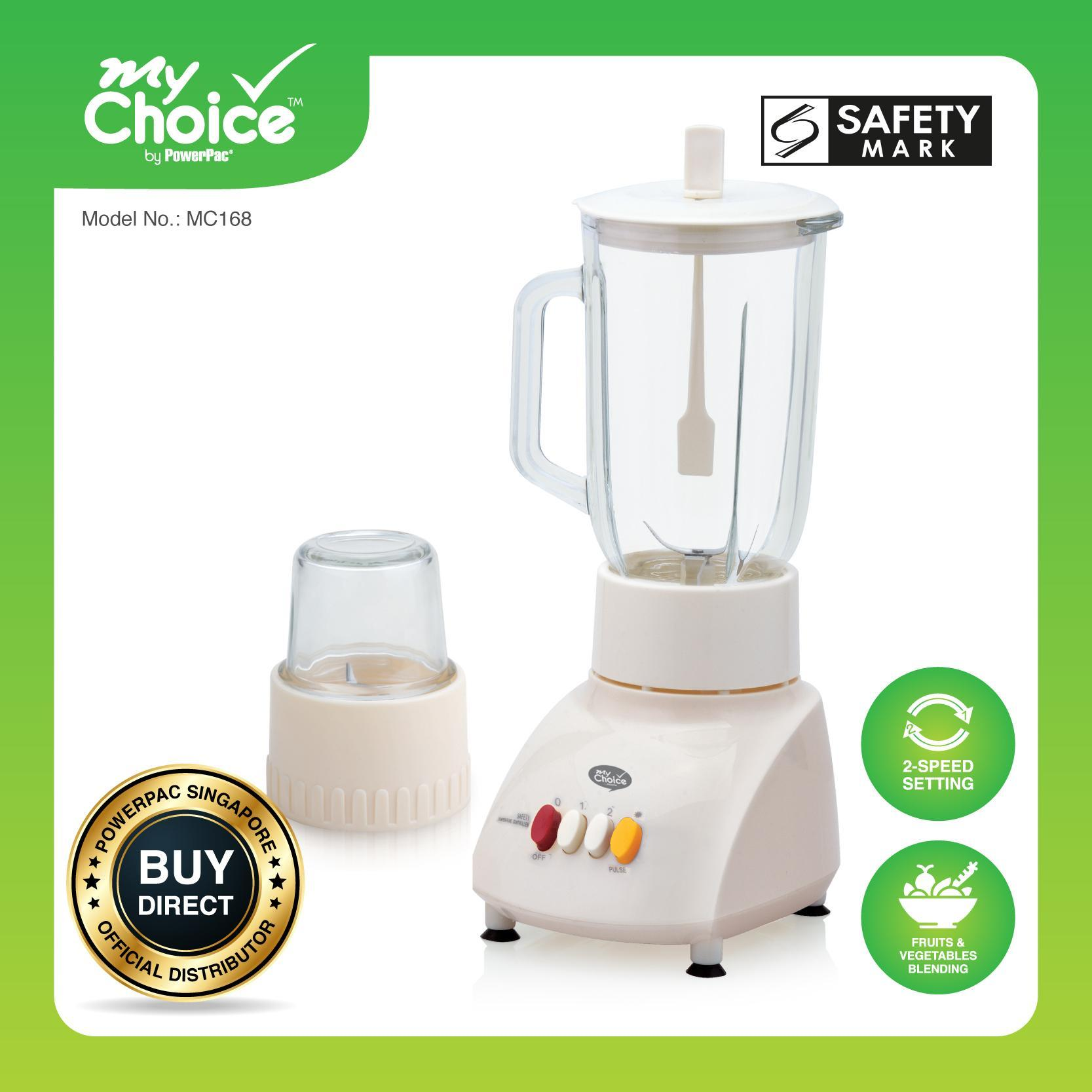 Comparison of Philips and My Choice Blenders reviews