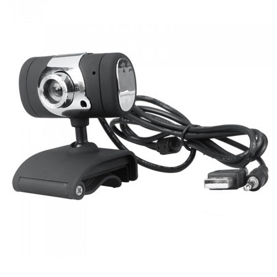 R-TRIP Kamera Web HD USB Kamera 2.0 50.0 M dengan Mikrofon untuk PC Komputer A847