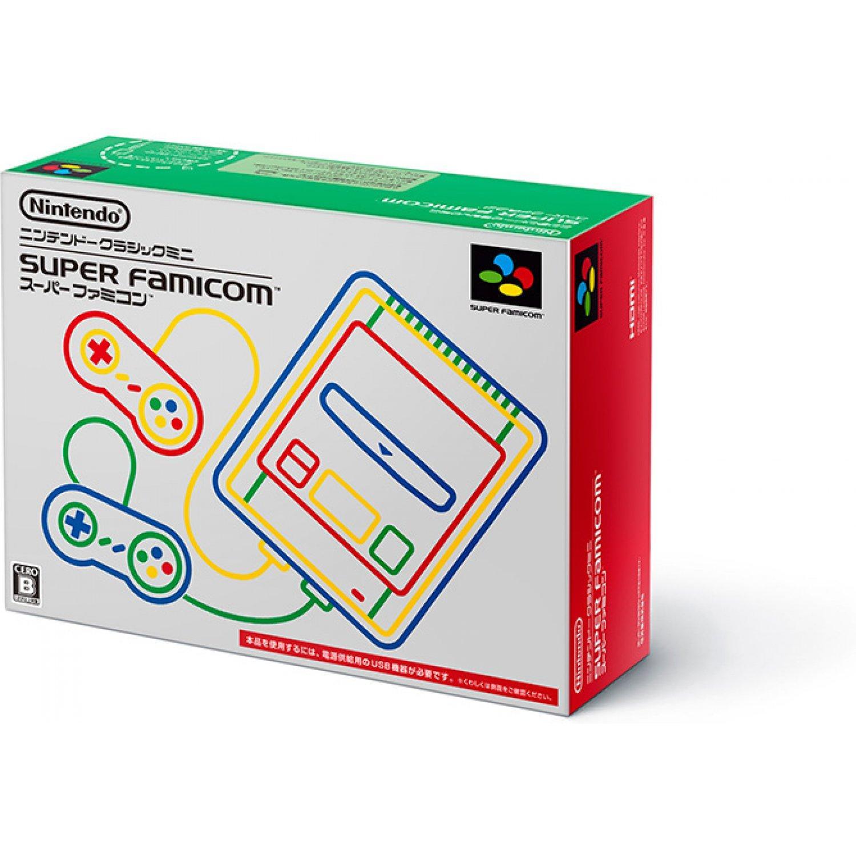 Nintendo Super Famicom Mini (Limited to 1 per customer)