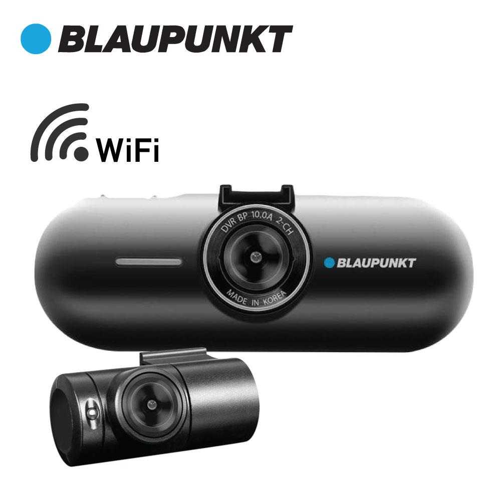Blaupunkt Car Camera BP10.0A 2-Channel FHD 30fps Wireless Control Made in Korea