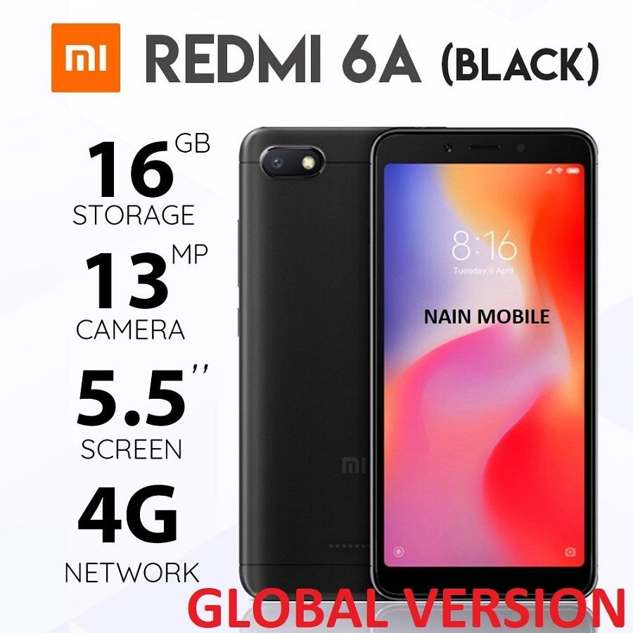 Xiaomi Redmi 6A (GLOBAL VERSION)