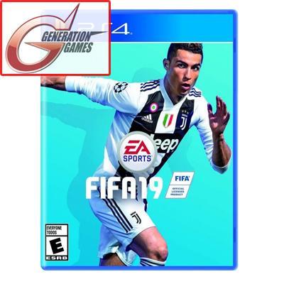 PS4 FIFA 19 (R3 English/Chinese)