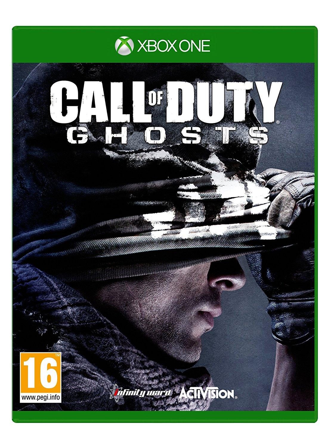 XBOX One Call Of Duty:Ghost-US