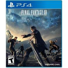PS4 Final Fantasy XV-US (R1) (2100007)