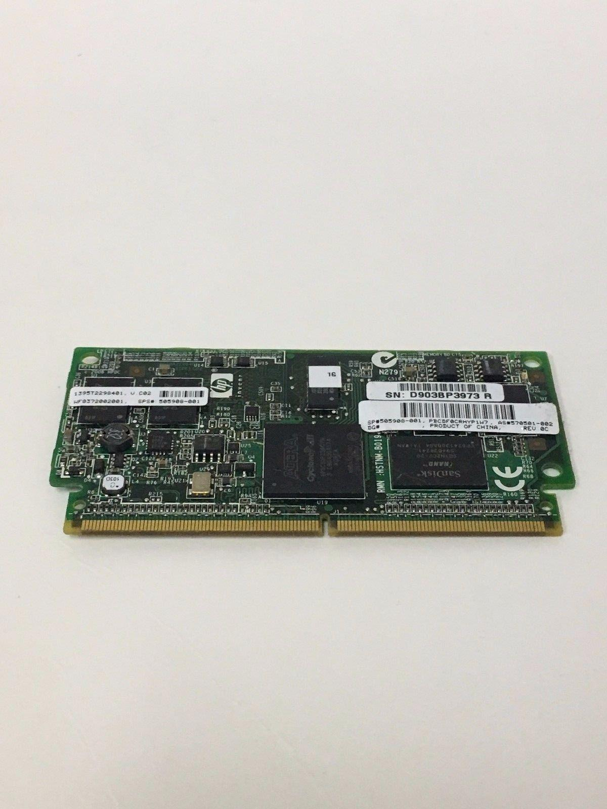 [Used] 505908-001 – HPE 1GB FLASH BACKED WRITE CACHE FBWC (G6/G7)