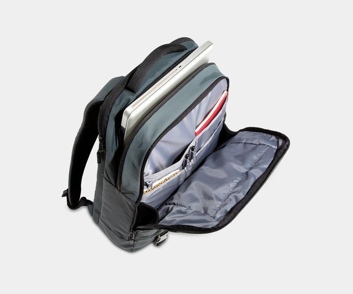 3753d19c9 Timbuk2 The authority laptop backpack (Jet Black/Storm) | Lazada Singapore