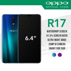 [OPPO Official] OPPO R17 Smartphone / 2 Years Warranty / Free Powerbank and Bluetooth Speaker