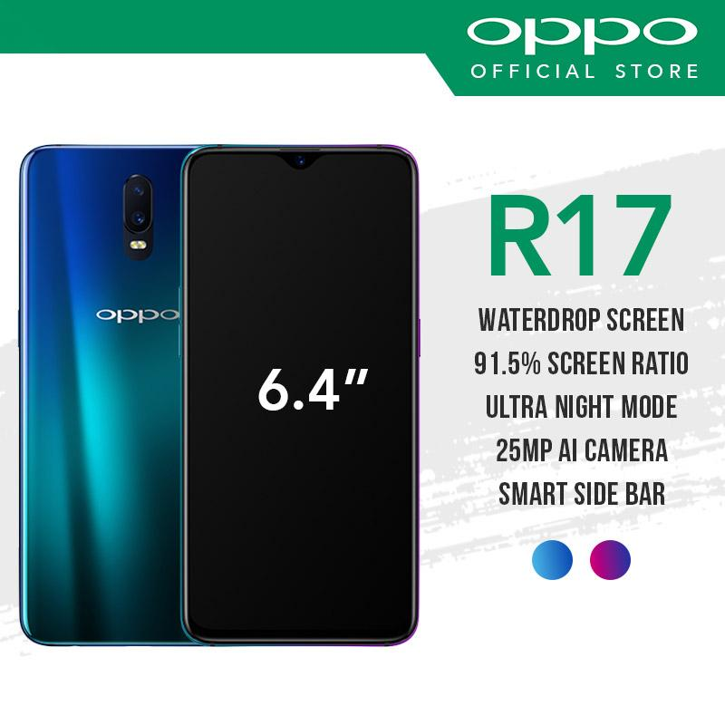 [OPPO Official] OPPO R17 with 2 Years Warranty Free Portable Mini USB Juicer