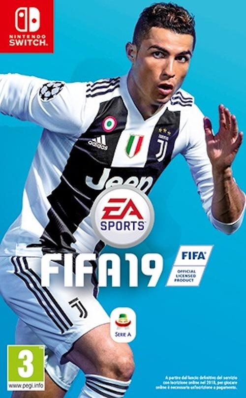 [NEW RELEASE!!!] – Nintendo Switch FIFA 19 Standard Edition