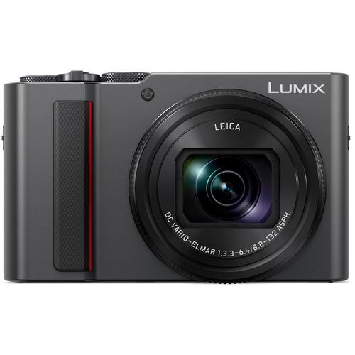 Panasonic Lumix DC-TZ220 Digital Camera (Silver) warranty
