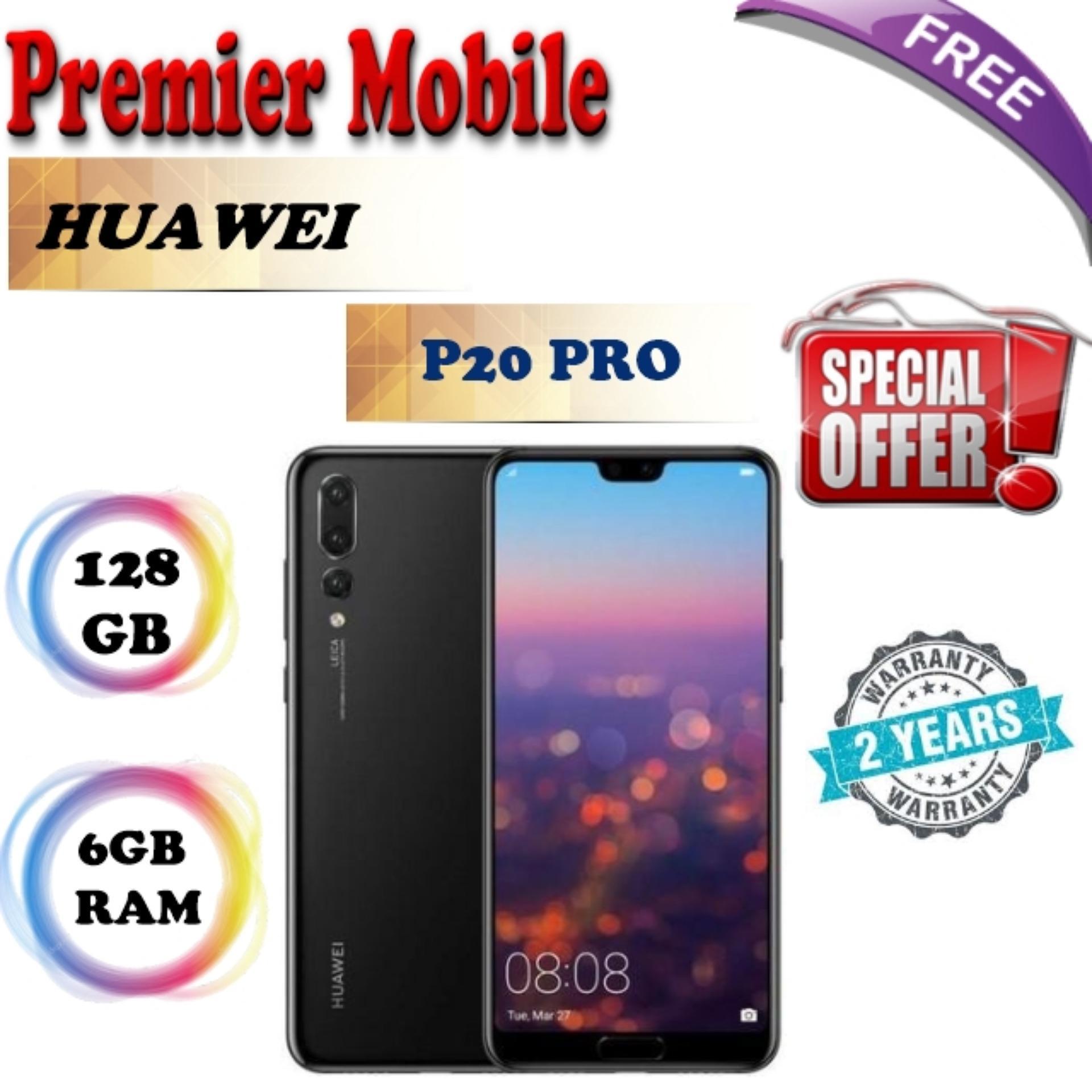 Huawei P20 Pro / Huawei 2 Year Warranty