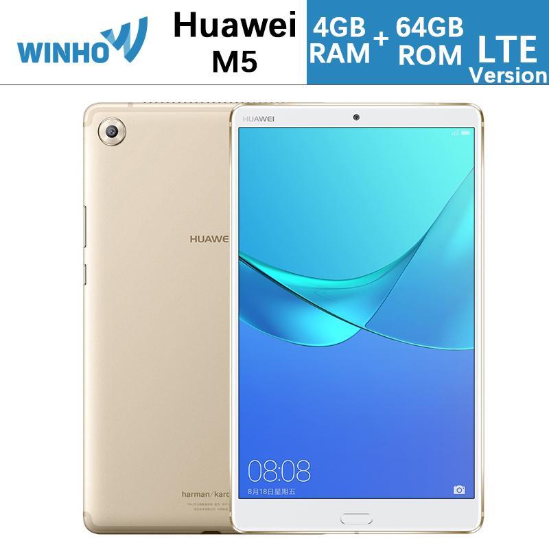 Huawei M5 SHT-AL09 8.4Inch 4G+64G LTE Version