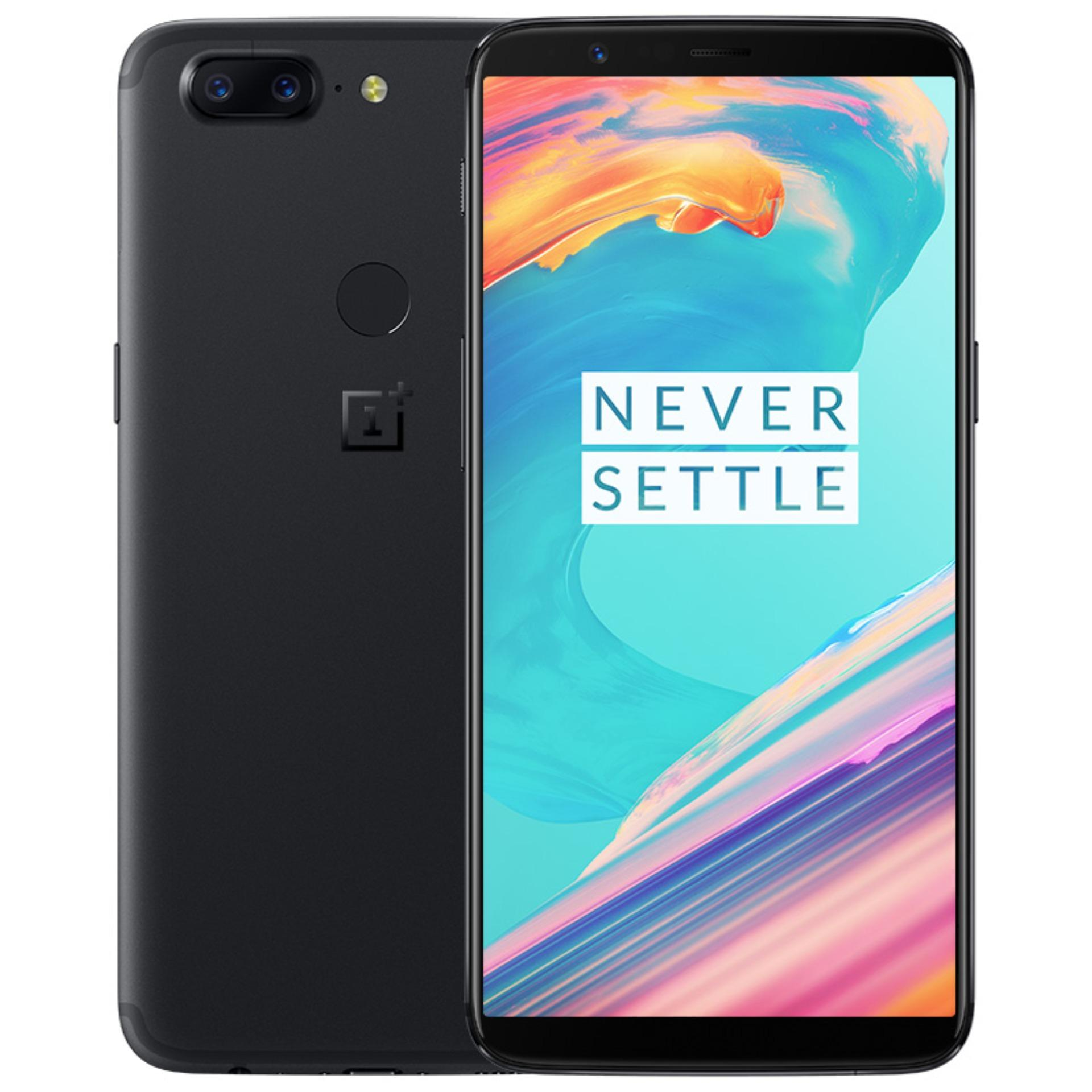 Oneplus 5T Midnight Black (8GB RAM+128GB ROM) – Brand New Local Set