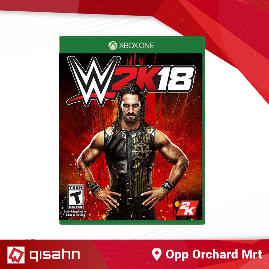 (XB1) WWE 2K18 Standard Edition
