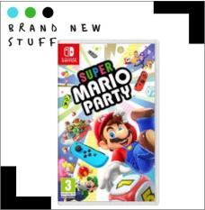 Switch: Super Mario Party [Available in Stock! Immediate Shipping]