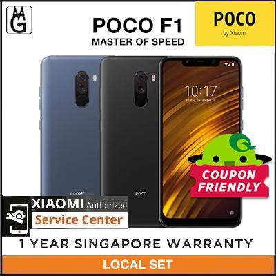 Local set XiaoMi Pocophone F1 6GB Ram