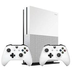 [Game Console Bundle] Xbox One S 1TB Console with 2 Controller Bundle