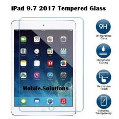 iPad 9.7 2017 Tempered Glass Screen Protector (Clear)