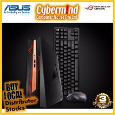 (Till 31Oct Redeem SGD100 voucher)ASUS ROG GR8 II-T080Z, Intel i5 7400 / 8GB / 1TB 2.5″ HDD / VR-ready mini gaming PC with custom ASUS GeForce® GTX 1060 graphics,Windows10,desktop-grade Intel® Core™ i5,Aura Sync RGB,4K,Intel 802.11ac Wi-Fi