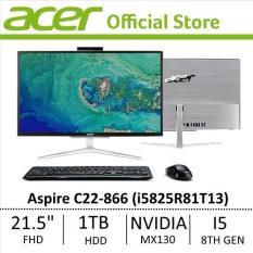 Acer Aspire C22-866 (i5825R81T13) AIO Desktop