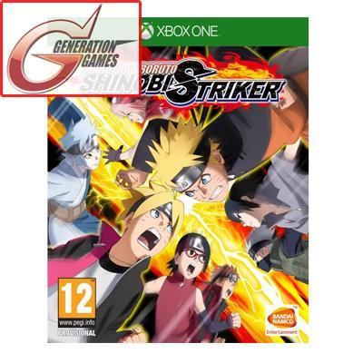 XBOX ONE Naruto to Boruto: Shinobi Striker (English)