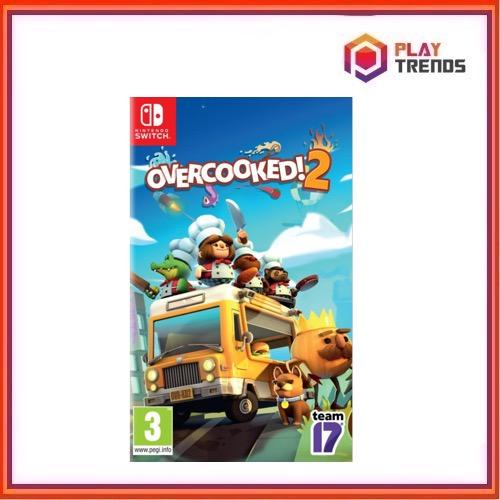 NEW RELEASE!!! – Nintendo Switch Overcooked 2- R2