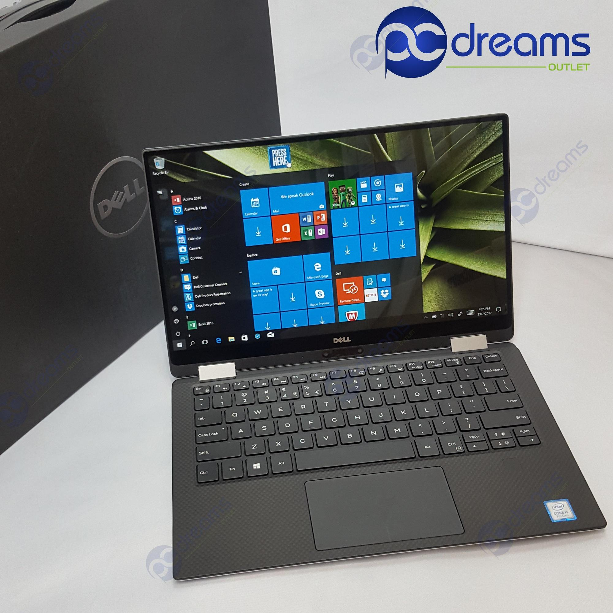 COMEX 2018! DELL XPS 9365-57Y82SG-W10 i5-7Y54/8GB/256GBSSD [Brand New]