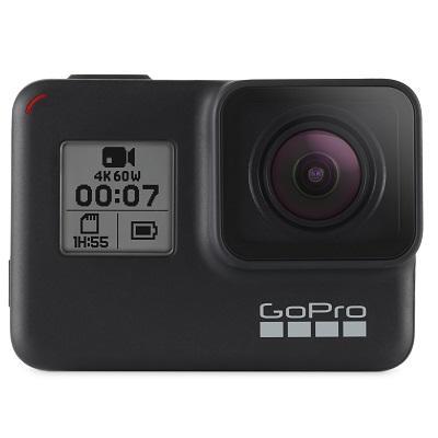 GoPro Hero 7 4k Action Camera (Black) LOCAL WARRANTY