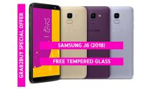 [Samsung] Ready stock! Samsung J6 2018 Model 32GB [Black / Purple]