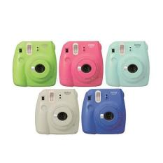 Instax Mini 9 Camera (Free Album+Sticker+Clip+Holder)