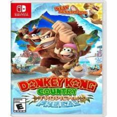 [NEW RELEASE!!!] Nintendo Switch Donkey Kong Country : Tropical Freeze