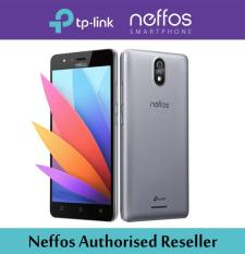 TP Link Neffos C5S 1GB/8GB GREY HANDSET FREE SANDISK 16GB MMC CARD. BRAND NEW SEALED SET WITH 2 YEAR LOCAL WARRANTY.