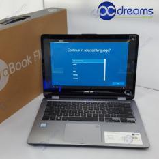 COMEX 2018! ASUS VIVOBOOK FLIP TP410UA-EC473T i5-8250U/8GB/1TB HDD [Premium Refreshed]