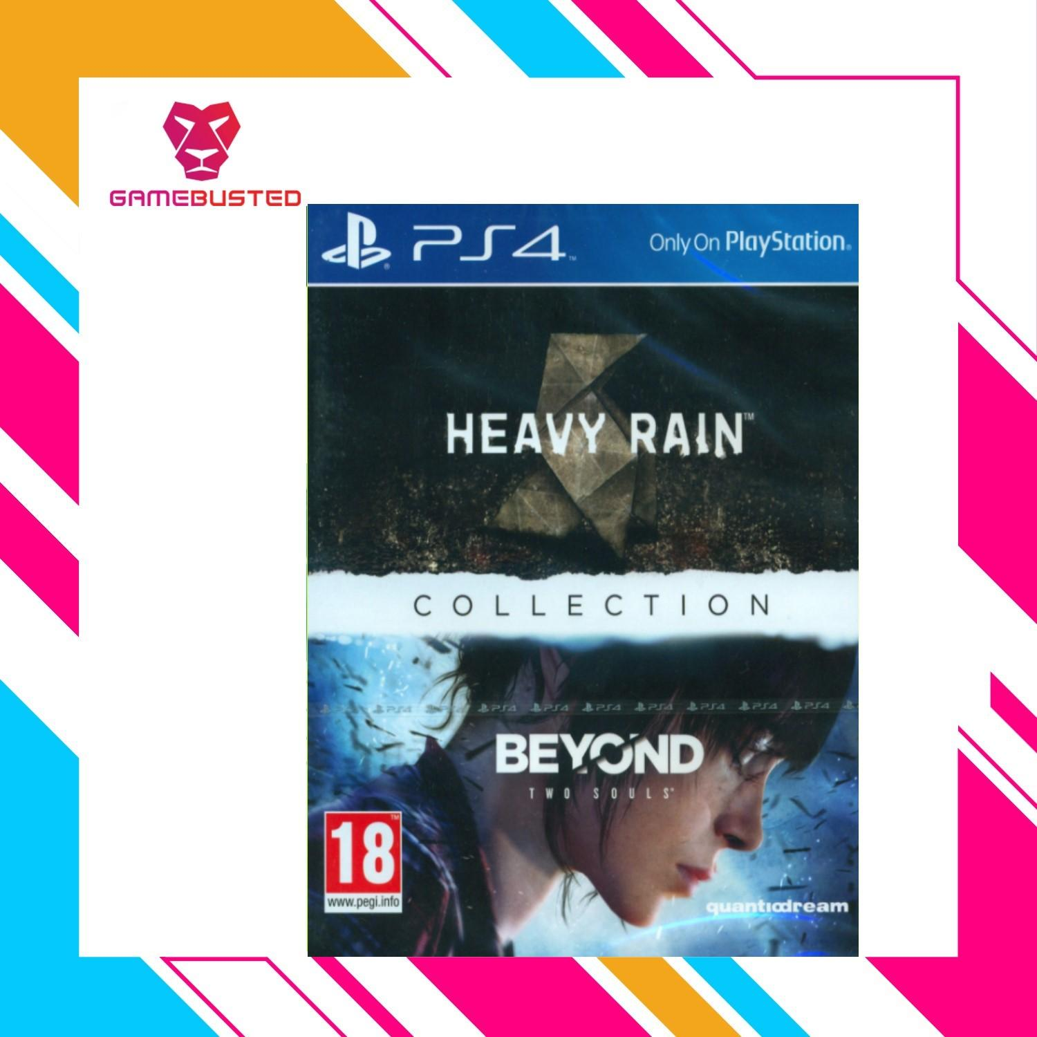 PS4 Heavy Rain & Beyond Two Souls Collection (R2)