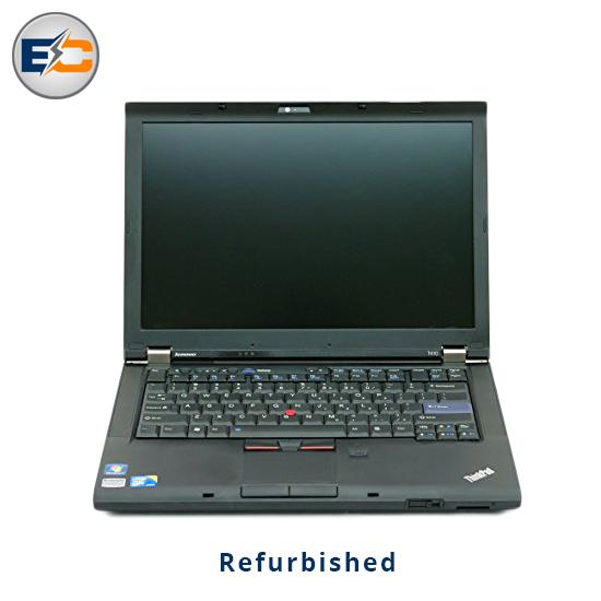 (Certified Refurbished) Lenovo ThinkPad T410 Laptop – Core i5 2.5ghz – 4GB DDR3 – 320GB HDD