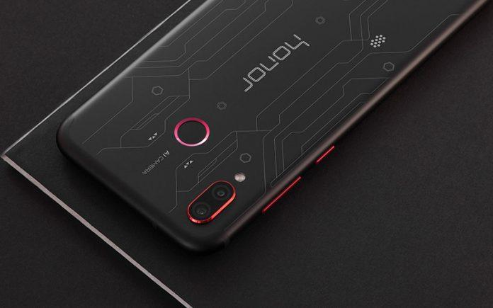 HONOR PLAY [ LIMITED GAMING BLACK EDITION] Local 1 Year Warranty