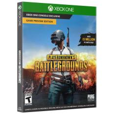 [Xbox GAMES] Playerunknown's Battlegrounds