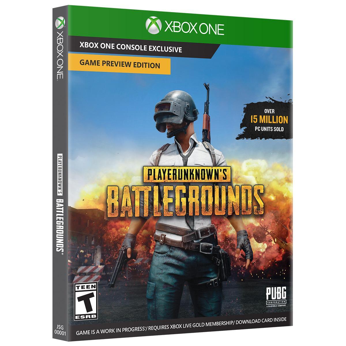 [Xbox GAMES] Playerunknown's Battlegrounds