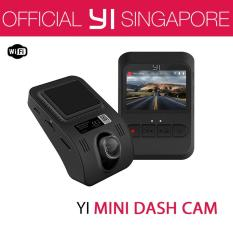 YI Mini Dash Car Camera