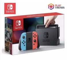 (Local Set) Nintendo Switch Console System Neon/Gray